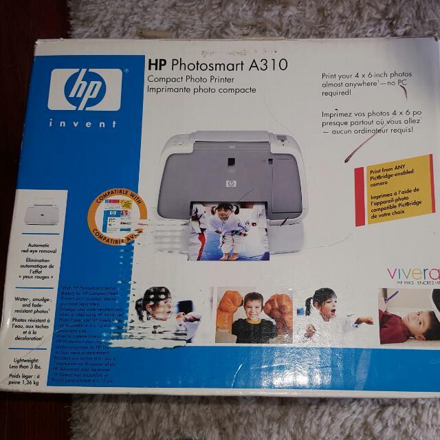 Compact Photo Printer