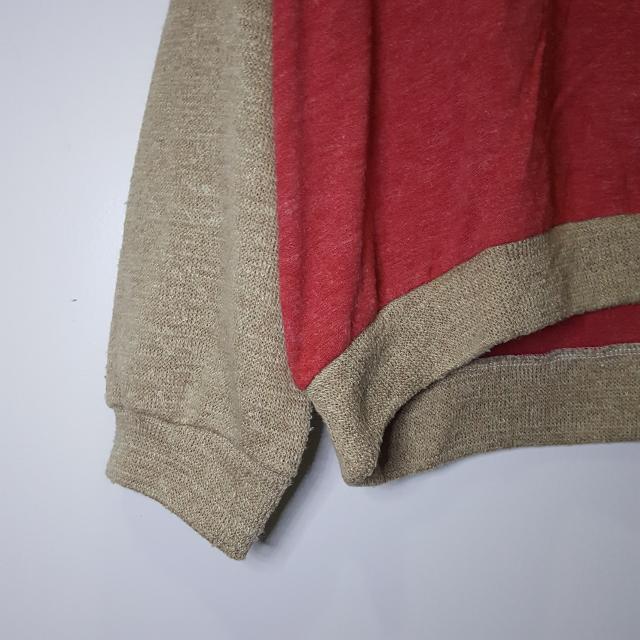 Crop Tee / Sweater Pink