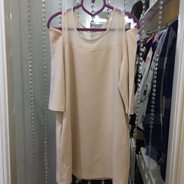 Cute Dress( Korean Pink Dress)