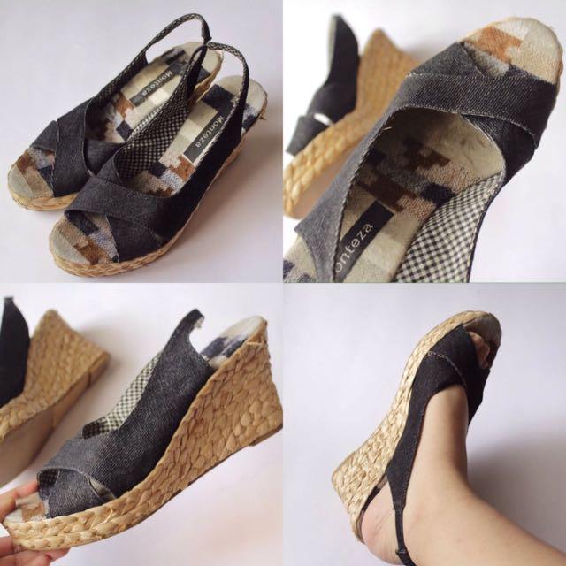 Denim Shoes 120K!