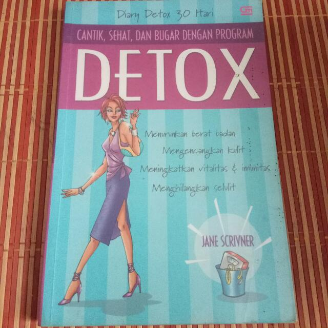 Detox By Jane Scrivner