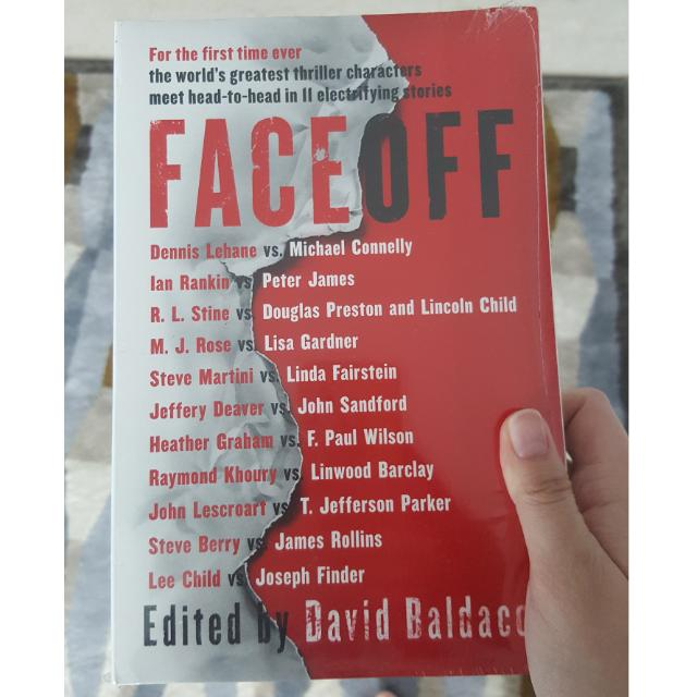 Face Off Thriller Collection