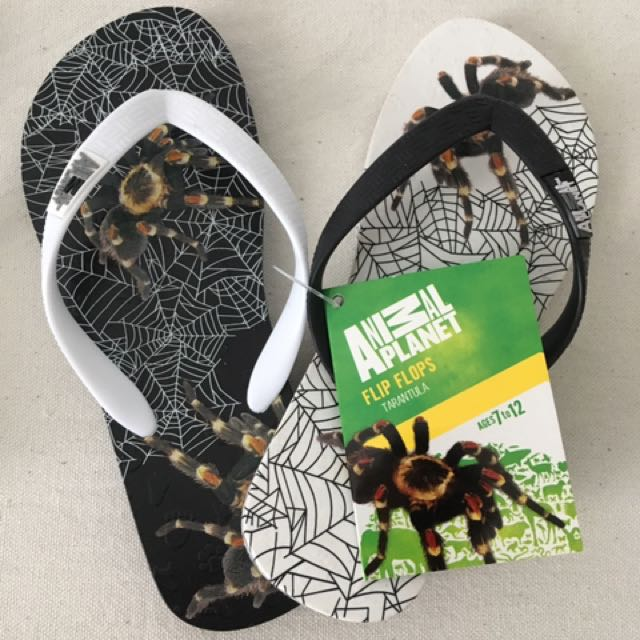 FlipFlops For Boys 7-12 Years Old