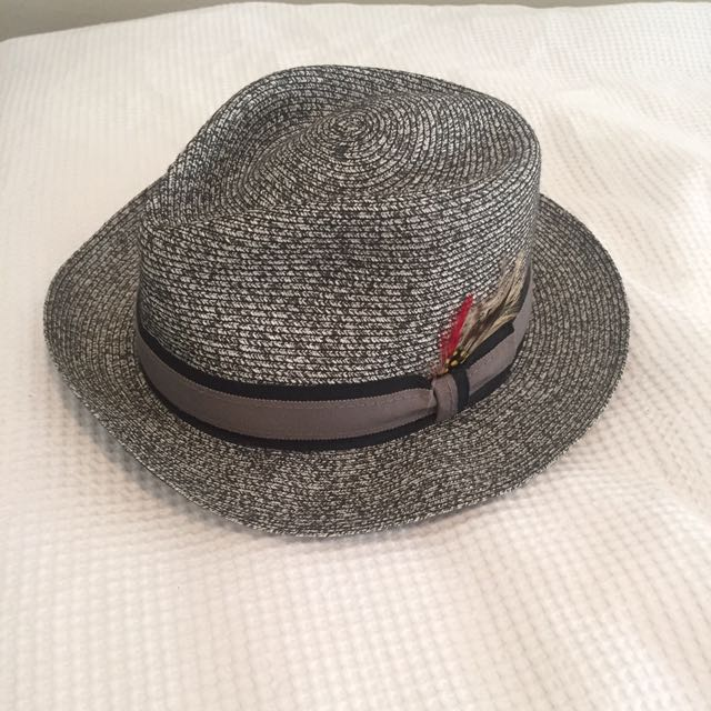 French Bowler Hat