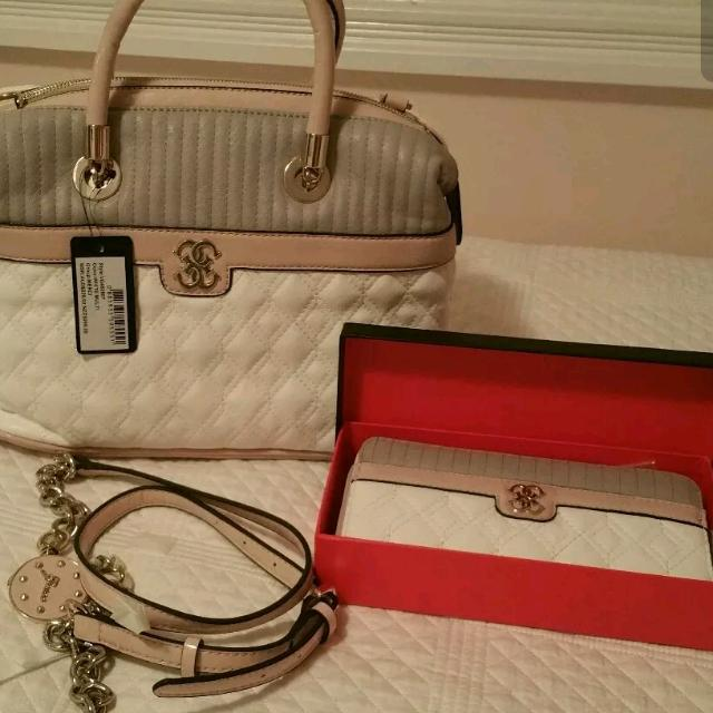 Guess Bag and Wallet New With Tags