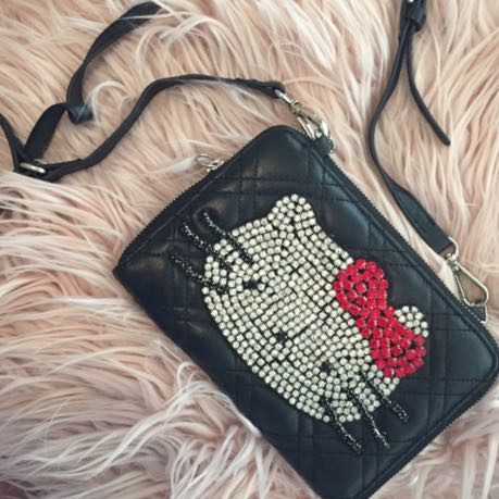 Hello Kitty Wallet Clutch