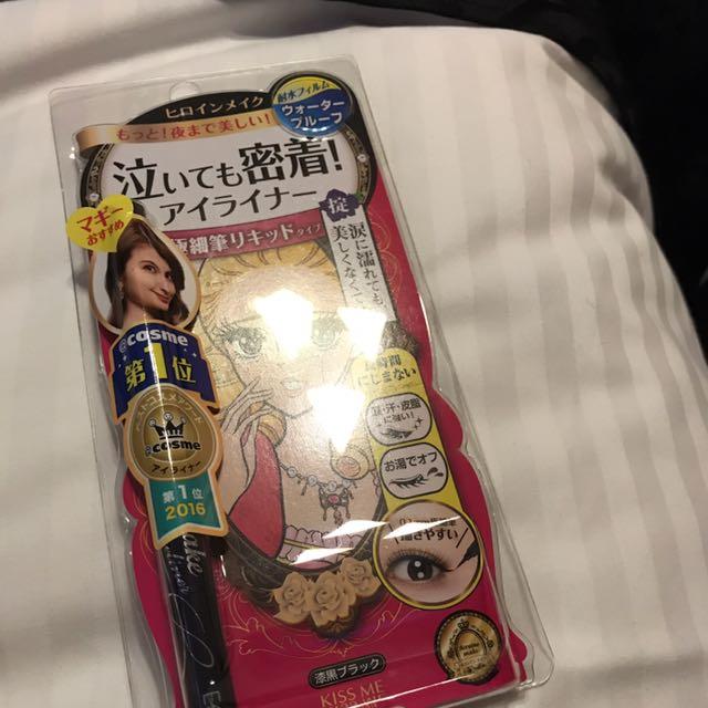 Heroine Make Pen Eyeliner Black