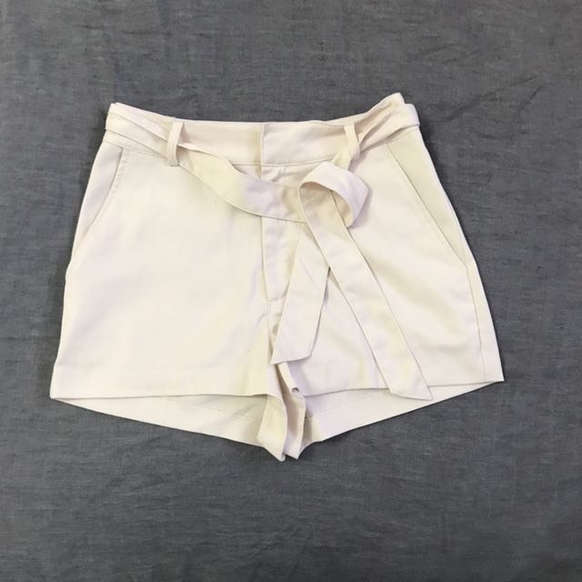 H&M Nude Shorts