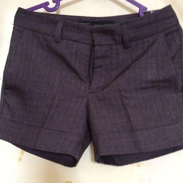 Hotpants Zara Basic