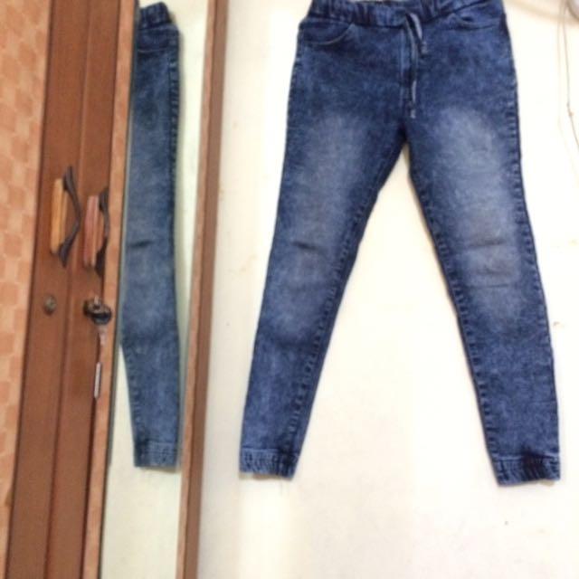 Jeans Joger Baguss