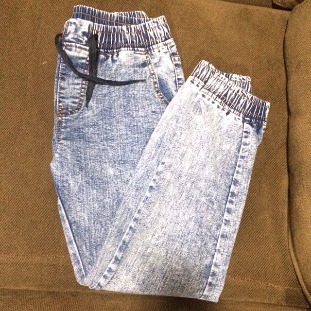 Jogger Pants (Acid Wash)
