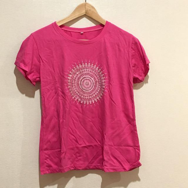Kaos Bangkok Pink