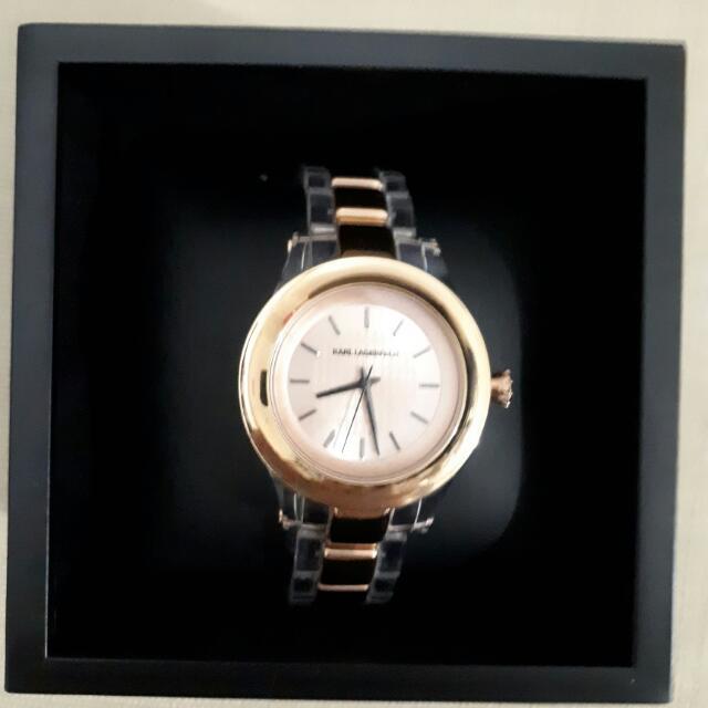 Karl Lagerfeld Ladies Watch