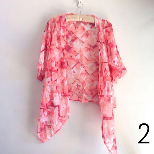 Kimono #2 Beach Cover Up