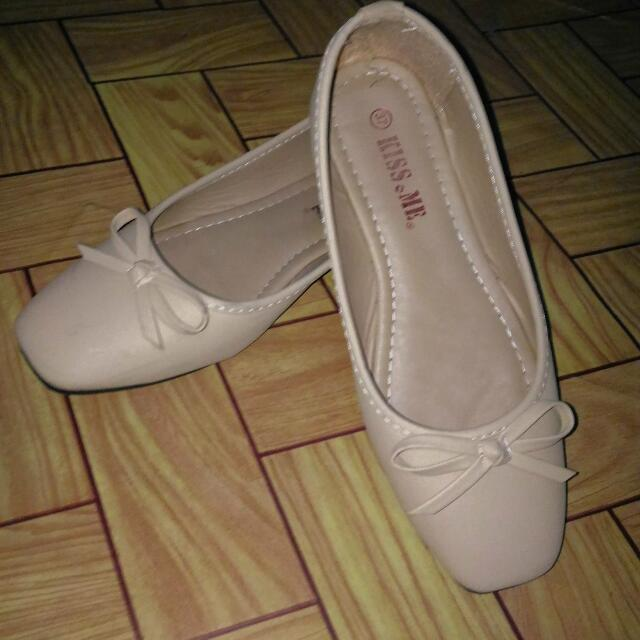 Kiss Me Flat Shoes