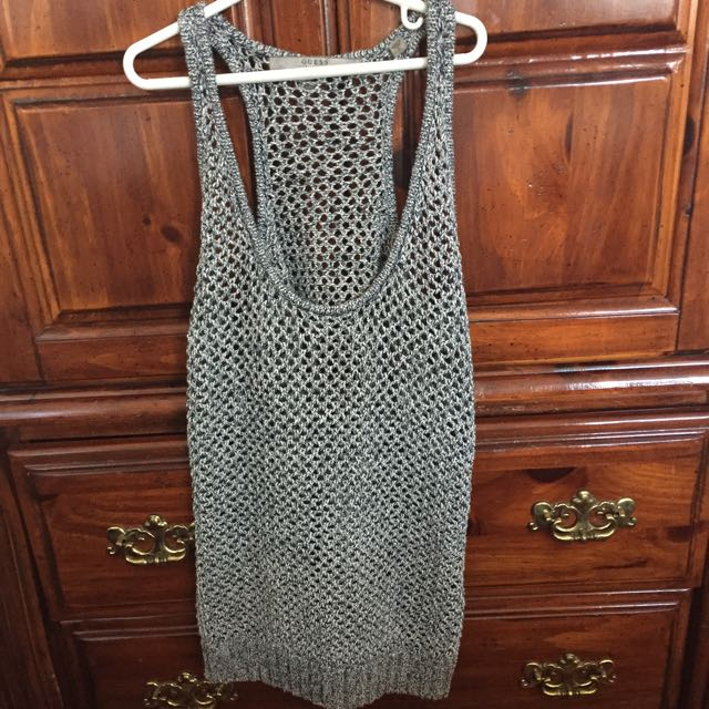 Knited Guess Tank