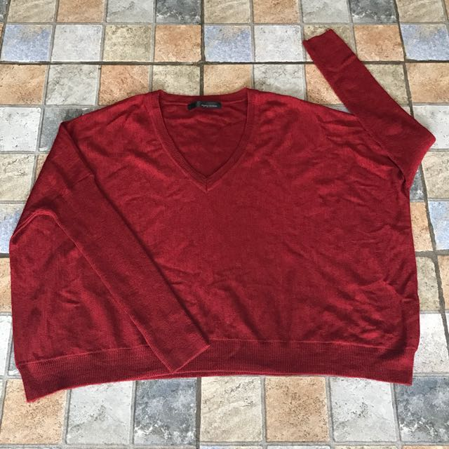 Knitted Long Sleeved