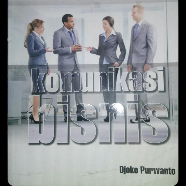 ebook komunikasi bisnis djoko purwanto