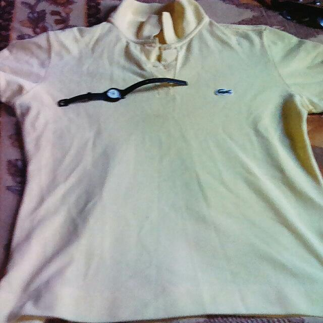 Authentic Lacoste shirt