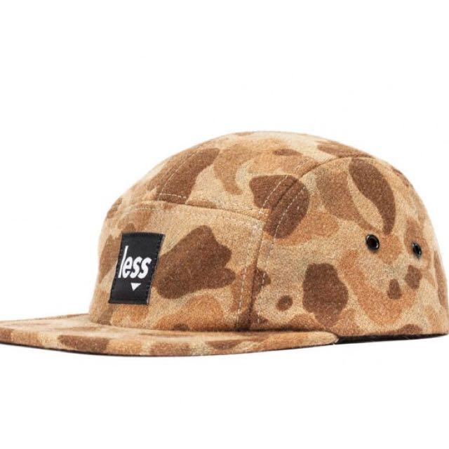 LESS - CAMP CAP  五分割 沙漠 迷彩