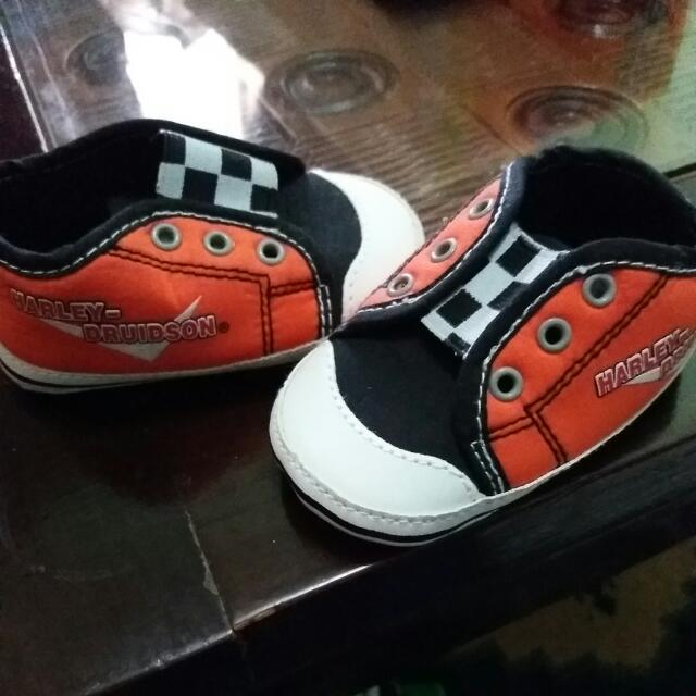 Like New. Baby Boy Shoes.