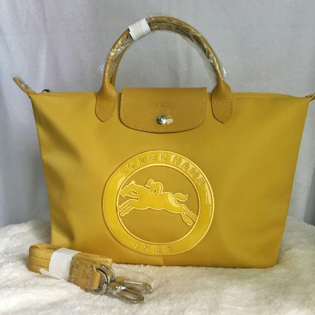🍋Longchamp: Lemon Yellow (OEM)