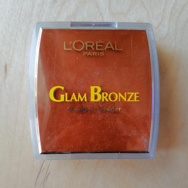 L'oreal Glam Bronzer - unused