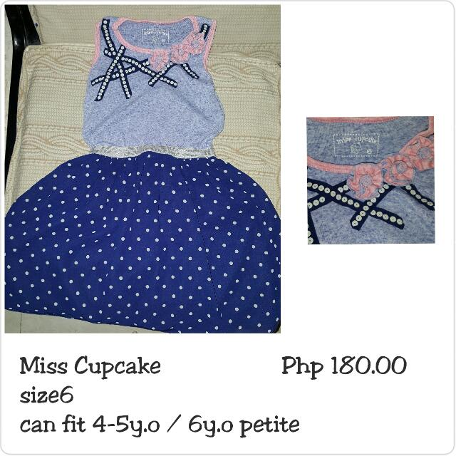 Miss Cupcake Dress