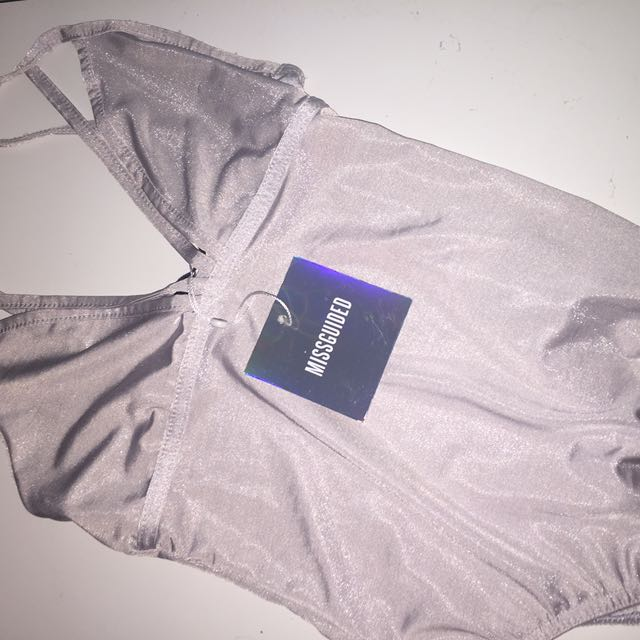 Missguided Harness Bodysuit !!