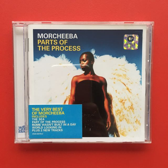 Morcheeba Original Music CD