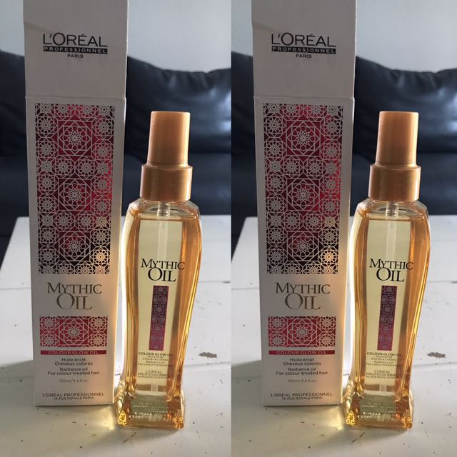 MYTHIC OIL FROM LOREAL