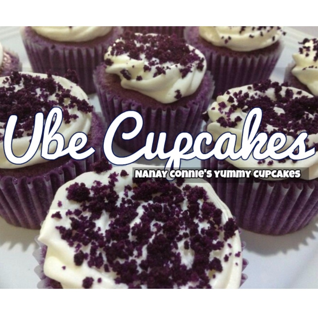 Nanay Connie's YUMMY Cupcakes!~♥♥♥