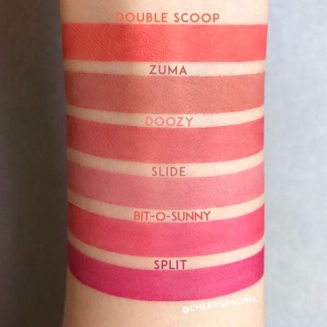 NEW ColorPop Ultra Blotted Lipsticks