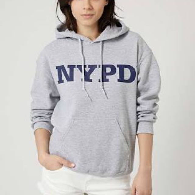 NYPD hoodie
