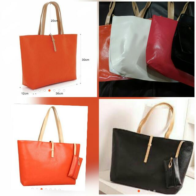 On Hand Pu Bags For Ladies