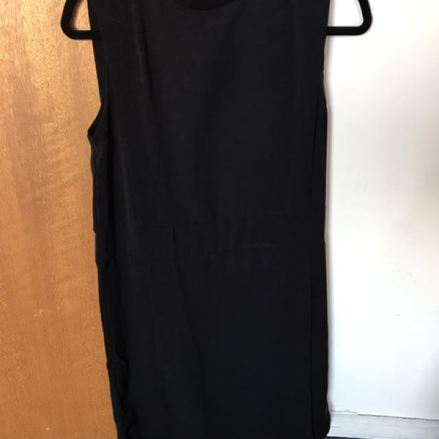 Black As New Cocktail Or Work Dress  Dress