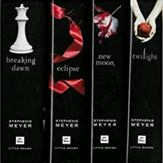 THE TWILIGHT SAGA BOOKS PDF FOR EBOOK
