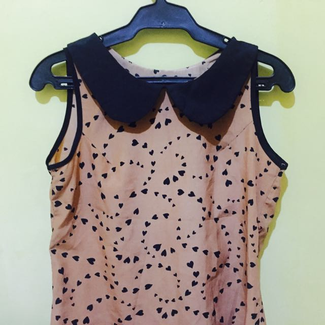 Peterpan Collar Top