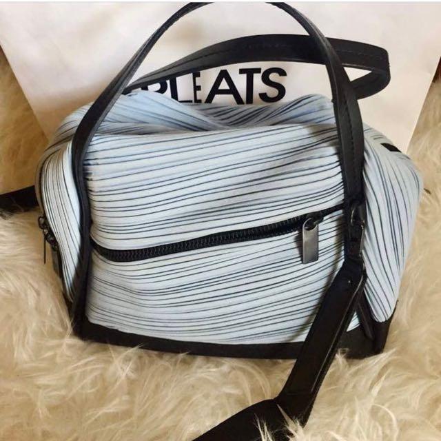 Pleats Please Bag