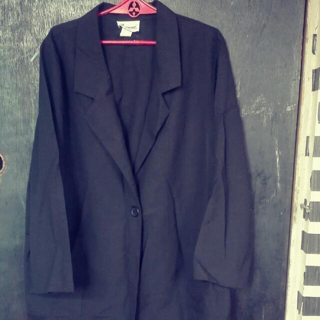 Plus Size Blazer (Repriced)