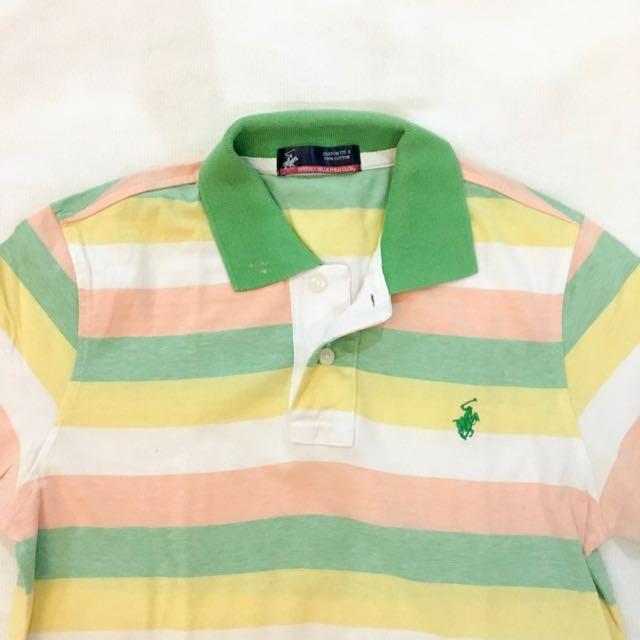POLO CLUB Polo Shirt