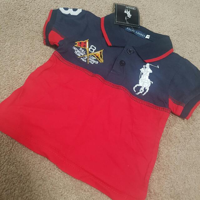 Polo Ralph Lauren Shirt Size 00