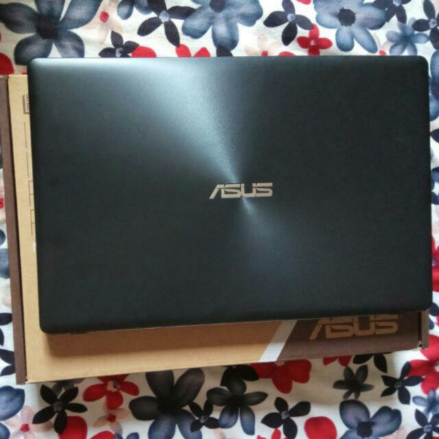 Pre-Loved Asus F550L Black color Laptop with i7 processor