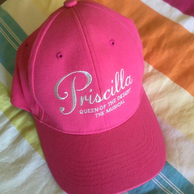 Pricilla Queen If The Desert Cap - Never Worn!