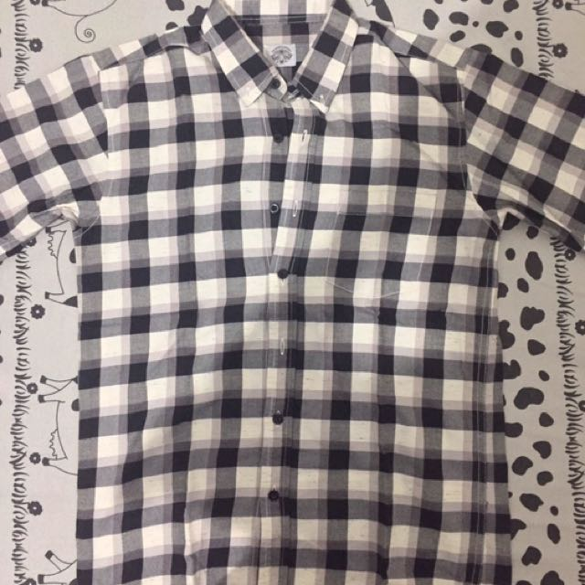 QUTN Checkered Shirt