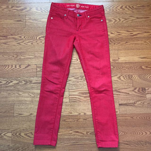 Rich & Skinny Jeans Size 24