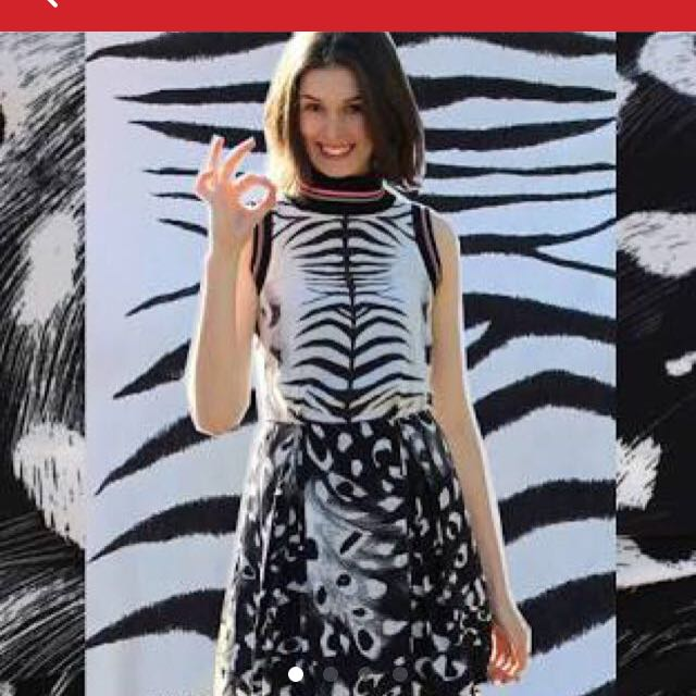 Sara Phillips Dress