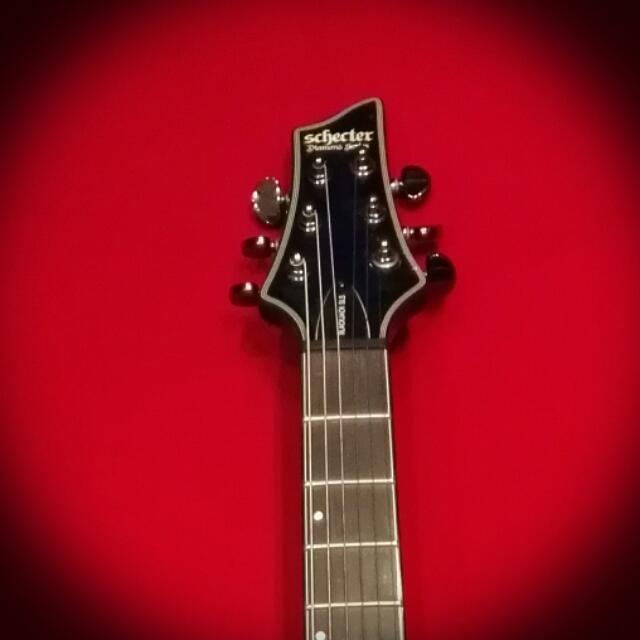 Schecter Guitar Blackjack SLS C-1 Active STBB