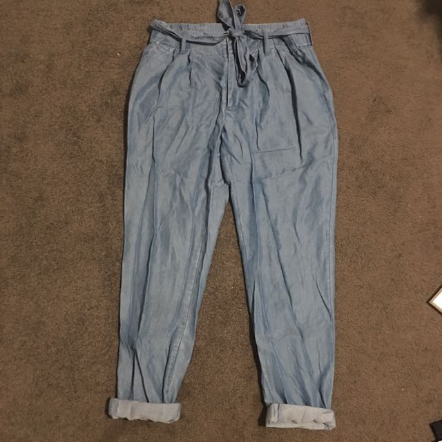 Seed Blue Pants Size 8