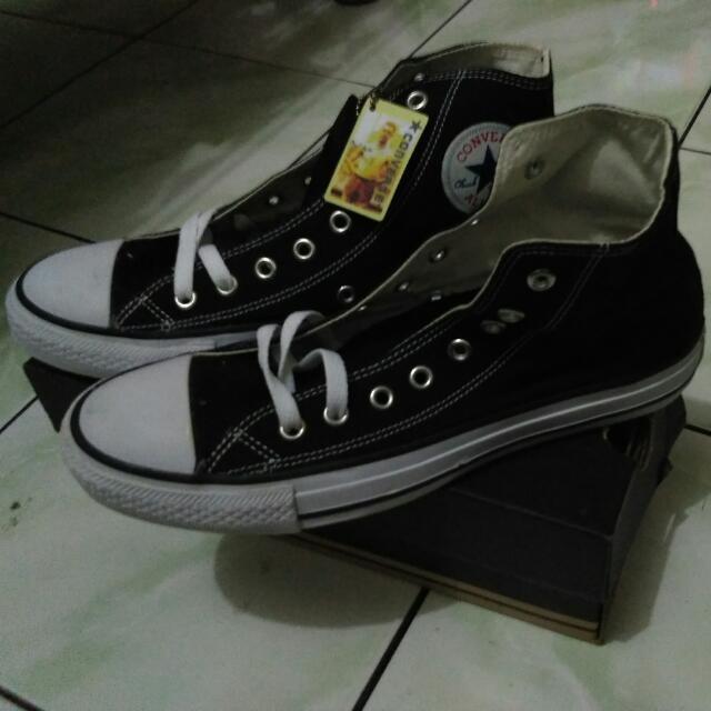 Sepatu Converse All Star Hitam